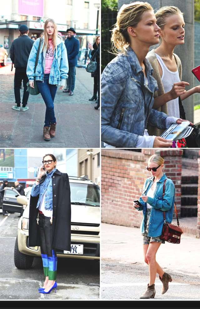 Street Style Stars in Denim Jackets-0005