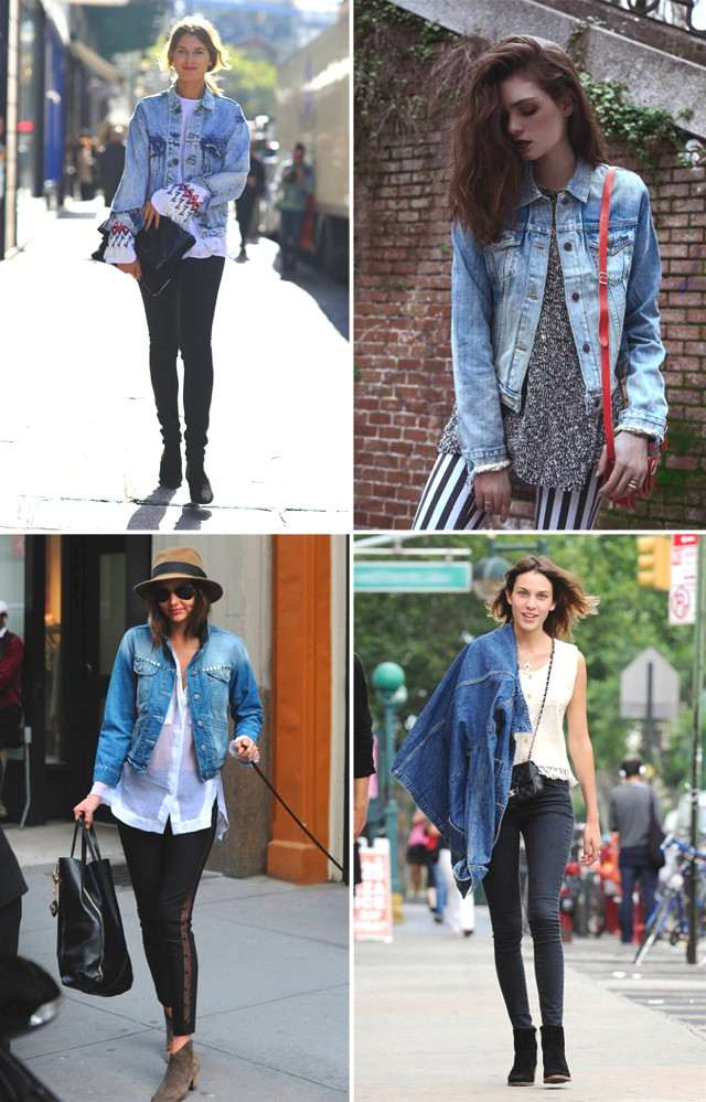 Street Style Stars in Denim Jackets-0009