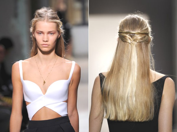 Balenciaga Hair Accessory 2013