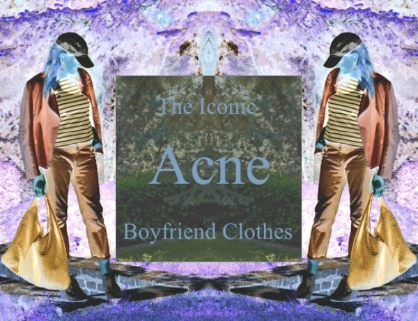 Acne boyfriend clothes