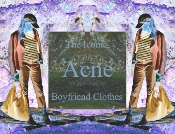 Acne boyfriend clothes