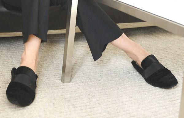 Celine slippers Elin Kling