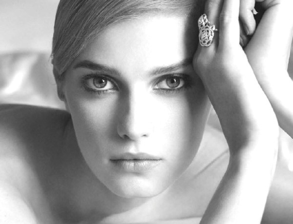 Chanel Joaillerie Model- Sigrid Agren Photographer- Dominique Issermann