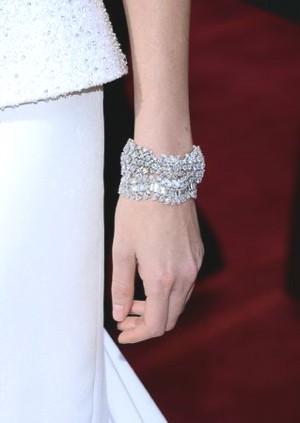 Charlize Theron bracelets