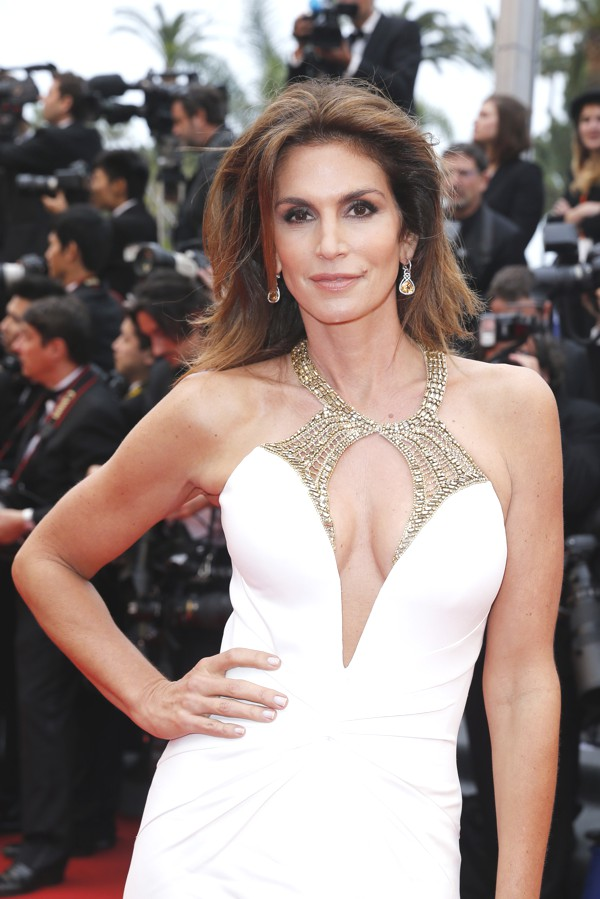 Cindy Crawford amazing as always
