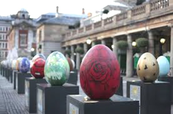 Covent Garden Eggs