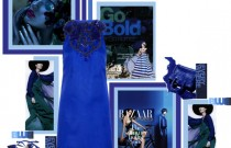 Fashion Trends- Go Bold… Go Cobalt Blue