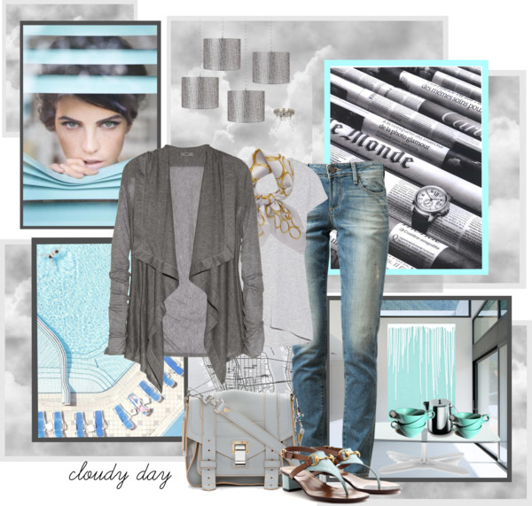 Icelle day look