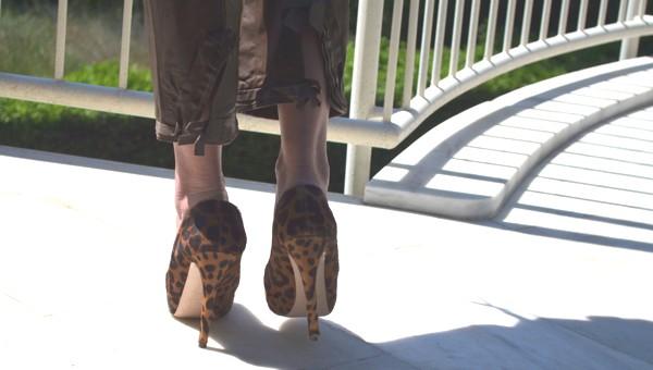 Miu Miu shoes- Brown Shades Leather-0000