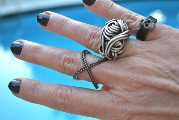 Personal Style- unique rings