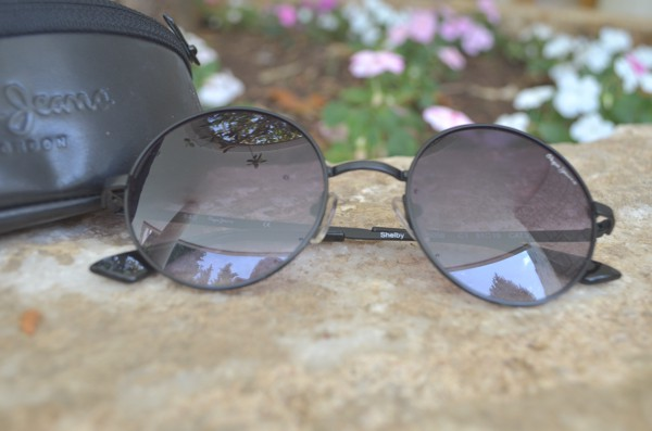 Round sunglasses Pepe jeans