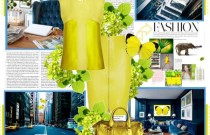 Total Yellow Fashion Trend- Spring in the City