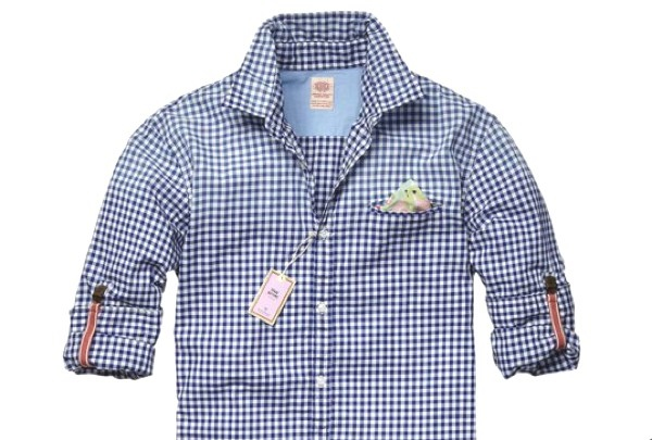 Stylish Gift Ideas for Him Shirt Check