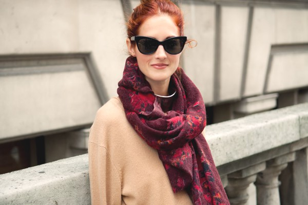 Taylor Tomasi Hill scarf