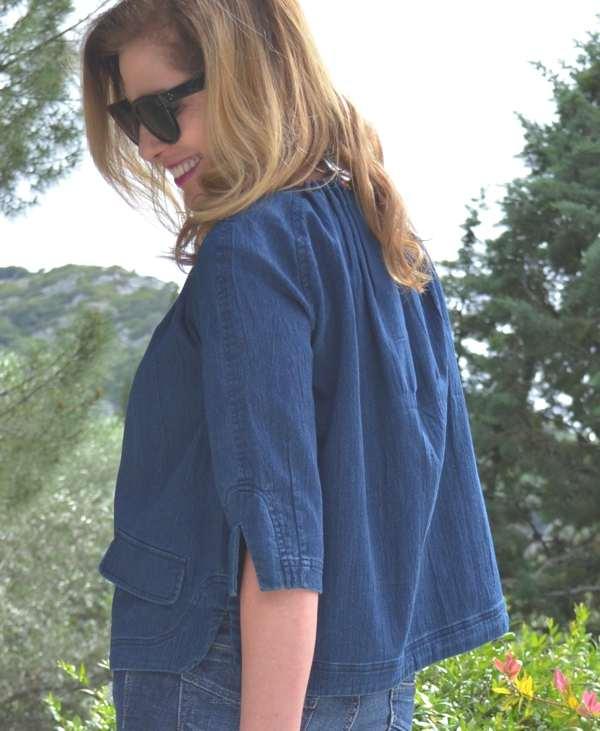 Trendsurvivor-Sfera jeans top