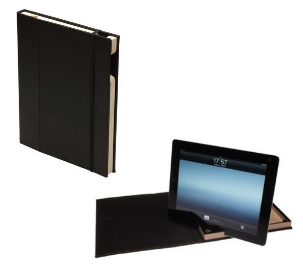 iPad Case G.1 Leather Black