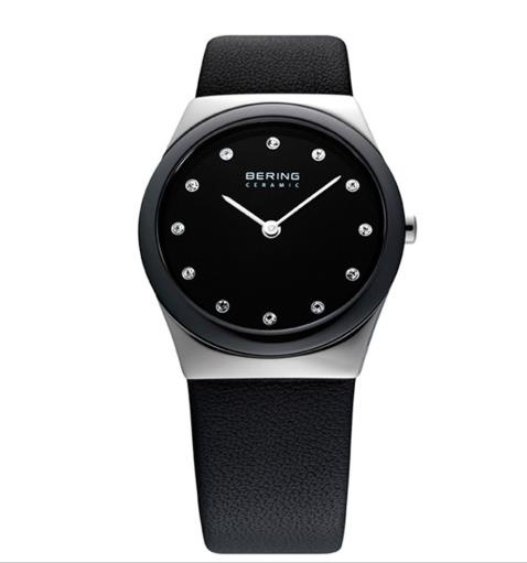 Bering Ladies Ceramic Watch minimal