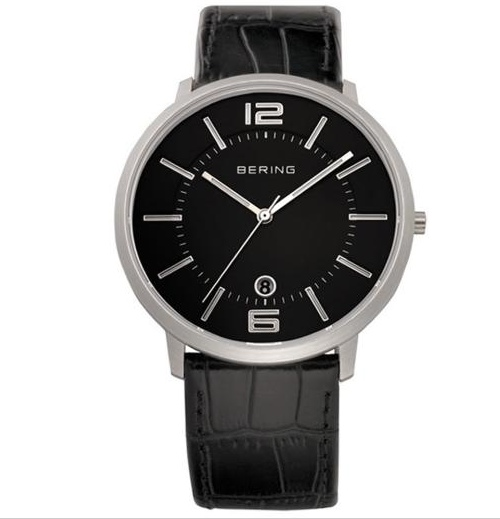 Bering Mens Time Piece- Shades of Time