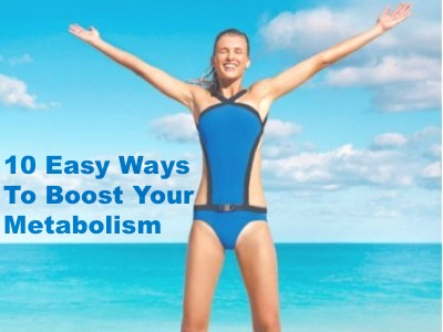 Collage 10 Easy Ways To Boost Your Metabolism