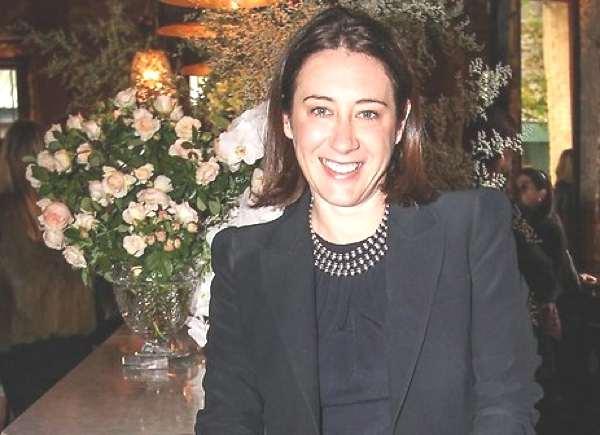Edwina McCann, Editor-in-Chief