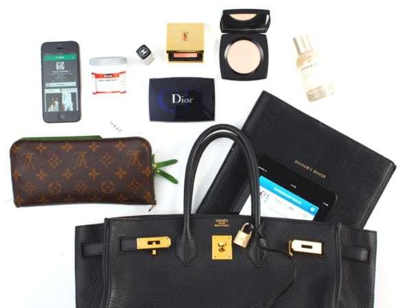 Edwina McCann purse