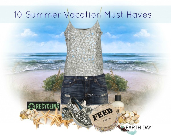 Icelle 10 summer Vacation Must haves