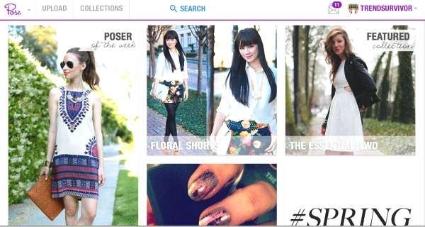 IPhone app- fashion