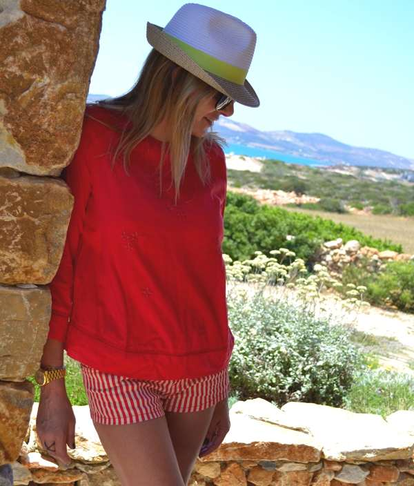 PS (Personal Style)- Sporting Casual Total Red Outfit