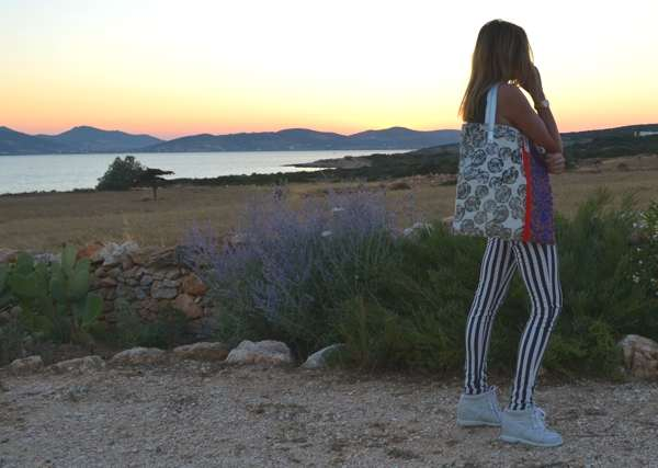 PS (Personal Style)- Stripes and Numbers Paros-0001
