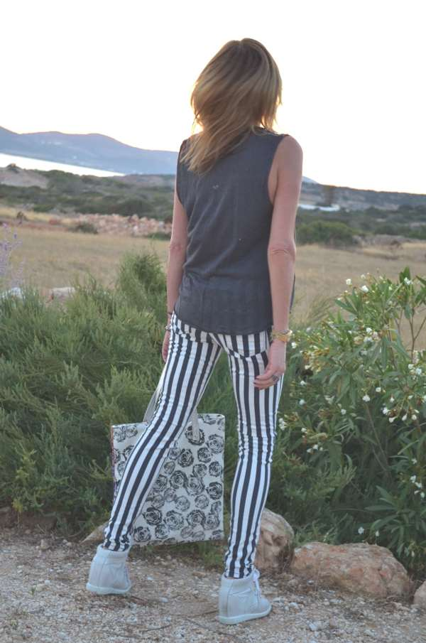 PS (Personal Style)- Stripes and Numbers Paros-0003