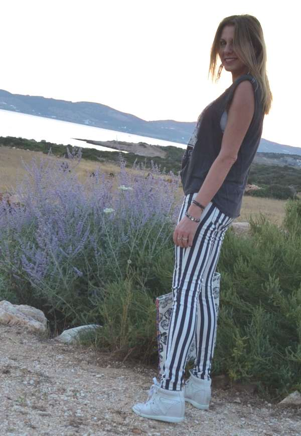 PS (Personal Style)- Stripes and Numbers Paros-0007