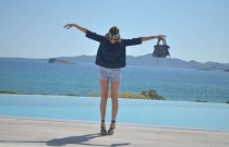 PS (Personal Style)- Summer Shades of Blue
