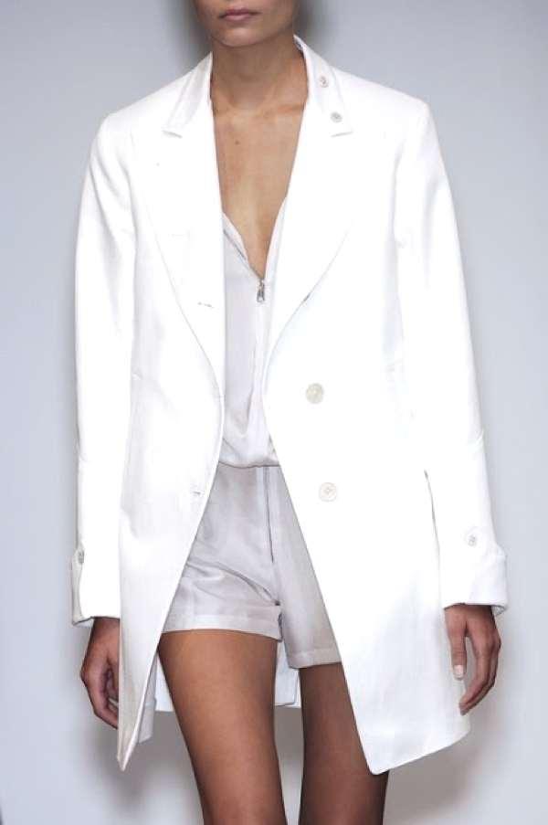 white minimal