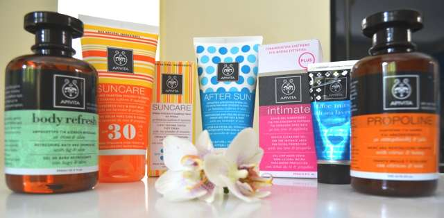 APIVITA Natural Cosmetics- New in... Bathroom