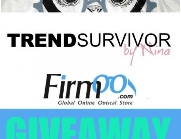 Firmoo Trendsurvivor Giveaway