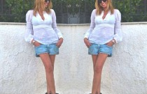 PS (Personal Style)- Greek Island Outfit