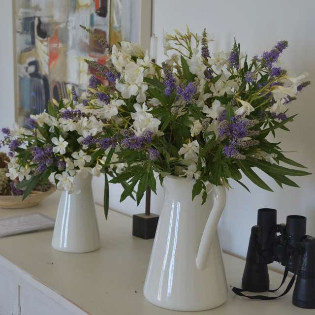 Lavender Flower arrangement