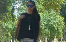 Istanbul Topkapi- Niki's Sightseeing Outfit