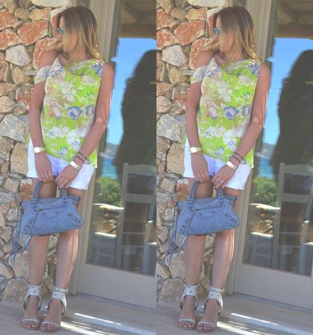 Stylish Summer Outfit- Vanessa Bruno