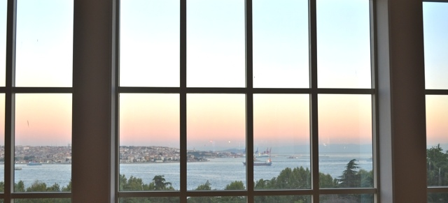 Turkey Istanbul Swissotel- The Bosphorus View-0012