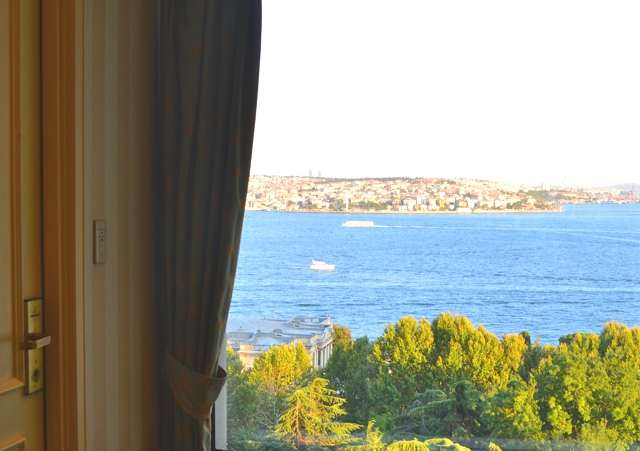Turkey Istanbul Swissotel- The Bosphorus View-0014