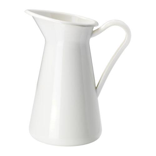 SOCKERÄRT Vase White $ 19.99 IKEA