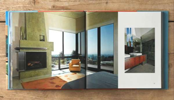 California Cool book inside view