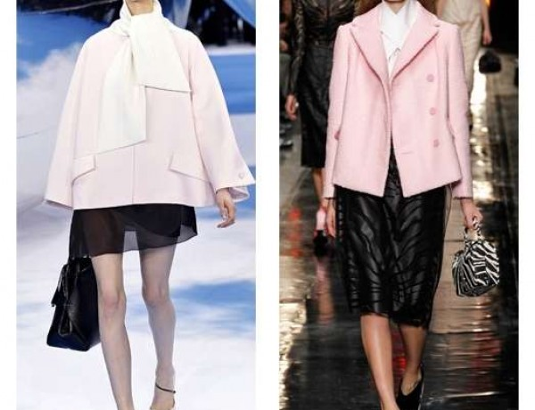 Christian Dior and Carven