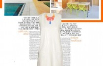 Icelle's Summer Outfit Ideas- How Do You Style a White Dress?