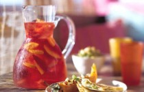 How To Make a Classic Sangria… Drinks Anyone?
