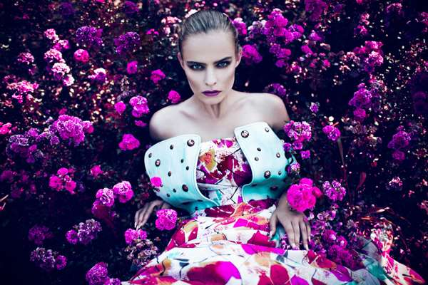 Fashion Blossoms Forever by Aleksandra Zaborowska 6