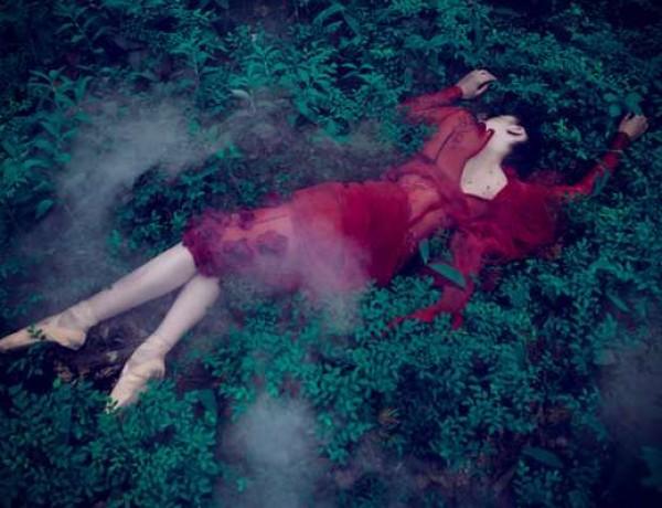 Fashion Blossoms Forever by Aleksandra Zaborowska 9