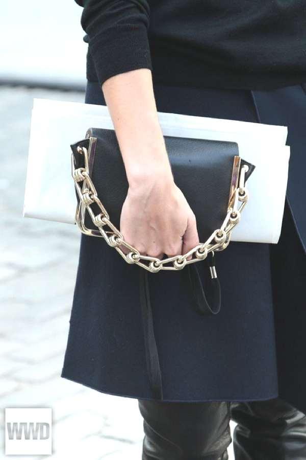 Gold Chain bag