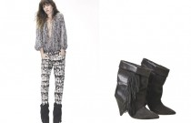 Isabel Marant for H and M- Bohemian Chic Must haves